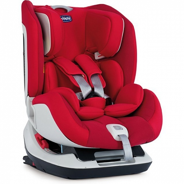 Автокресло Chicco Seat-UP 012 - red