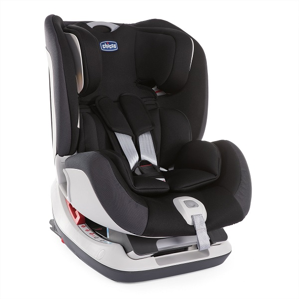 Автокресло Chicco Seat-UP 012 - jet black