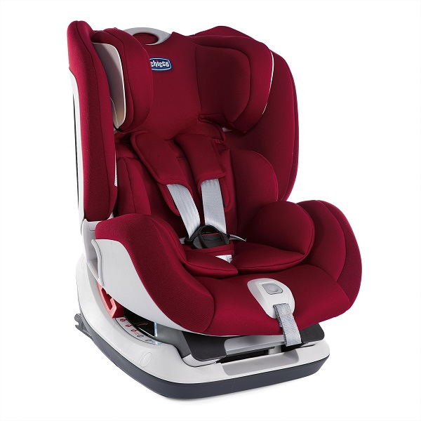 Автокресло Chicco Seat-UP 012 - red passion