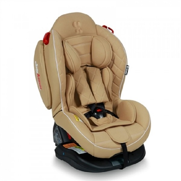 Автокресло Lorelli Arthur+SPS - beige leather