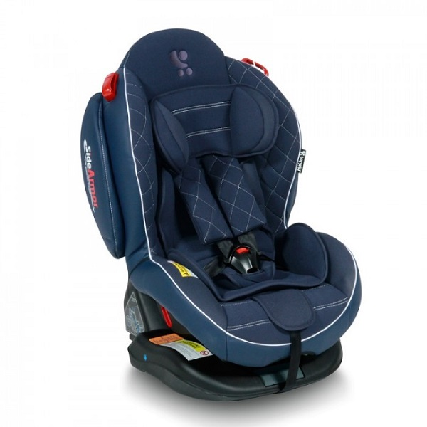 Автокресло Lorelli Arthur+SPS - dark blue leather