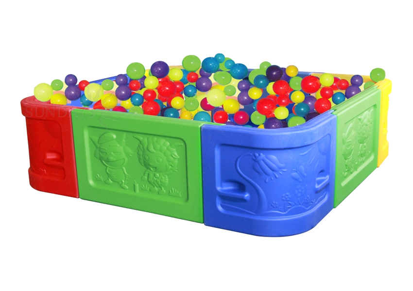 Сухой бассейн для шариков